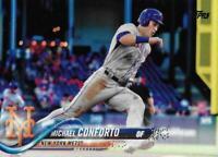 2018 Topps #88 Michael Conforto Mets