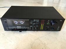 Vintage NIKKO ND-790 stereo cassette deck, 1980