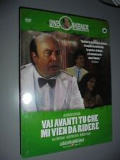 DVD N° 6 LINOMANIA VAI AVANTI TU CHE MI VIEN DA RIDERE LINO  BANFI