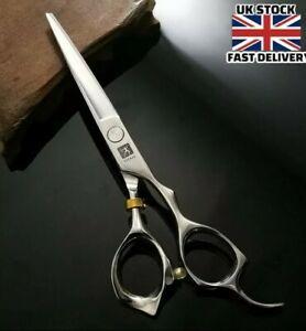 "TITAN 6"" Japan 440C Professional Barbering/Hairdressing  Cutting Scissors"