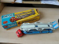 Vintage Corgi MAJOR TOYS . BEDFORD CARRIMORE CAR TRANSPORTER No. 1101.BOXED.a/f