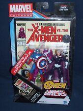 Marvel Universe X-Men Comic Pack Magneto & Captain America Toys R Us Exclusive