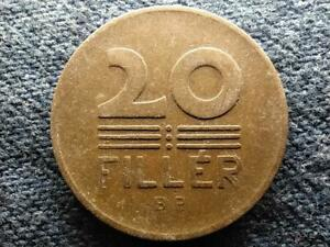 Hungary Currency Exchange 20 filler Coin 1946 BP BU