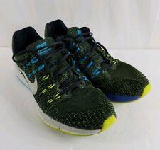 best service de2c3 6d1ba Nike Zoom Structure 19 Running Shoes, 806580 010 Mens 13 BlackVoltBlue