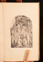 1888 Francis Vacher Engravers and Engraving Illustrated Plates Uncommon