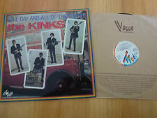 "12""LP - The Kinks - All Day And All Of The Night, Vol. 2 - France - Mode MD 9054"