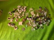 Rocks fossils minerals crystals small good for jewelry making