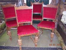4 Antike Stühle In Antike Original Einzelstühle Bis 1945 Günstig