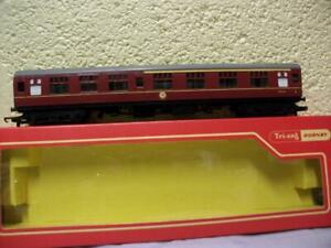 Corridor Composite Coach 15865 BR Tri-ang Hornby No R.422 '00' Gauge, Boxed