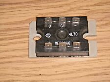 Hitachi MEB30A6 Thyristor Module - Silicon Controlled Bridge Rectifier 30A NOS
