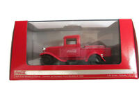 Coca-Cola 1:43 1934 Model A Pickup with 6-bottle carton New In Bo