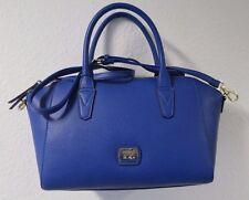 """GUESS """"Eirini"""" Damentasche Satchel Handtasche Umhängetasche * Blau * UVP 135 €"""