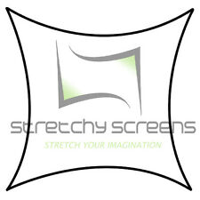 SQUARE STRETCH SCREEN, SPANDEX BACKDROP, 8' X 8' - StretchyScreens.com