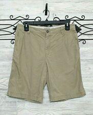 Men's Izod Salt Water Khaki Bermudas Shorts  Size 34