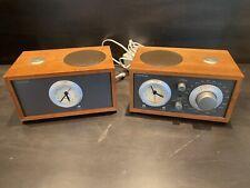 Tivoli radio model 3, AM/FM Radio, With Companion  Speaker And Alarm Clock