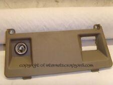Nissan Patrol Y61 3.0 97-13 GR ZD30 cigarette lighter power socket + dash panel