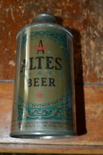 Altes High Profile Cone Top Beer Can