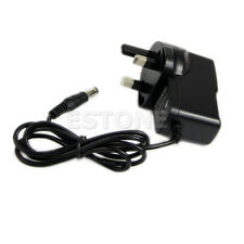 UK Plug AC 100-240V DC 12V 1A Switching Power Supply Adapter