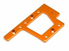 HPI Racing - Center Gearbox Mounting Plate, Trophy Truggy Flux (Orange)