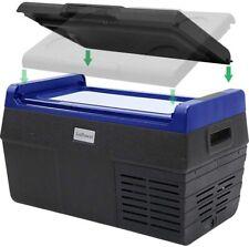 21 Quart Portable Electric Car Freezer Fridge Cooler Camping Travel Refrigerator