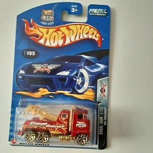 Hot Wheels Final Run 1/12 Rig Wrecker 2003