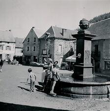 ORCIVAL c. 1950 - Place Fontaine Puy de Dôme - DIV 3487