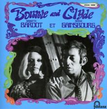 BRIGITTE BARDOT-BONNIE AND CLYDE-JAPAN MINI LP CD Ltd/Ed G00