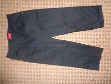 LC WAIKIKI-LADIES CROP TROUSERS SIZE 8 SMART CASUAL WORK-WEAR BUSINESS EVERYDAY