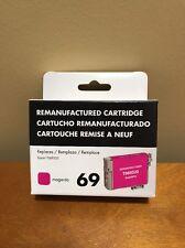 Epson Remanufactured 69 Magenta Ink Cartridge T069320