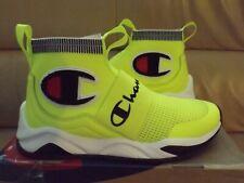 Champion Rally Pro Men's Lifestyle Shoes Size 11 Neon Light/Black CP100014M NEW