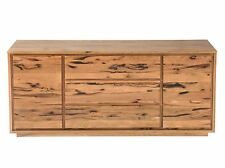 Hugo - Solid Marri Timber - 2000mm Buffet