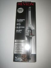 Revlon Long Lasting Extra Tight Curls Curling Iron, 1/2""