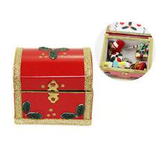 1:12 Miniature christmas box gift dollhouse diy doll house decor accessories wl
