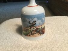 Battle of Bunker Hill Limited Edition Bicentennial Bell by Danbury Mint