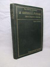 Avenati - La contabilità d'officina. Note di ragioneria industriale -Lattes 1920