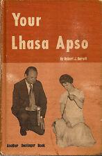Your Lhasa Apso, Berndt, 1974, Tibetan dog breed