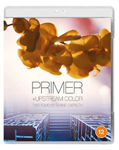Primer & Upstream Colour Two Films By Sh BLU-RAY NEW
