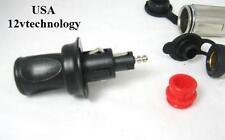 Motorcycle Car Auto Powerlet For BMW Hella 12  Volt German Plug DIN European