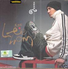 Promo VCD + Photo Book Wang Lee Hom Li Hong Chinked Out 王力宏 蓋世英雄 2005 再壓軸 #2892