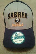 "Buffalo Sabres-Hockey New Era 9Forty ""Pay Dirt""- Hat/Cap Snapback- Brand New!!"