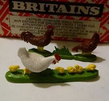 Britains Assorted Hens 1971