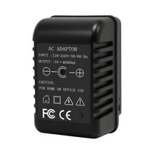WiFi AC Adapter Phone Charger Surveillance Camera Night Vision 1080P HD 128GB