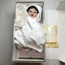 Adora Cradle Baby Girl Weighted Doll Gift Set Toy for Children Brown Hair & Eyes