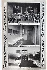 24738 AK Jugendherberge DJH Düsseldorf Schule an der Brehmstraßüe SchllafBadezi.