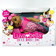 Luva Bella New Born Doll