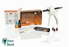 Dental GC Gradia Core Radiopaque Composite Cartridge Refill Dual Cured 20gr