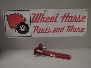 Toro Wheel Horse Slot Hitch Adapter