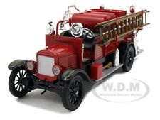 1926 FORD FIRE ENGINE RED/BLACK 1/32 DIECAST MODEL BY SIGNATURE MODELS 32313