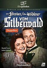 Der Förster vom Silberwald / Der Wilderer vom Silberwald - 2 DVD-Doppelbox