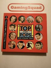 Top of the Pops 2000 Volume 3 CD, Supplied by Gaming Squad